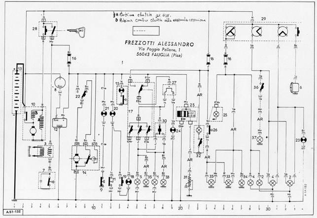 Schemi Elettrici Simboli : Simboli schemi elettrici auto
